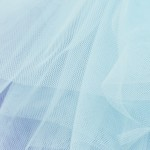 Soft Tulle - Cristallo Pale Blue