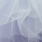 Soft Tulle - Bianco White