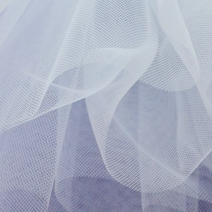 Soft Tulle – Bianco White