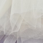 Soft Tulle Panna Pale Cream