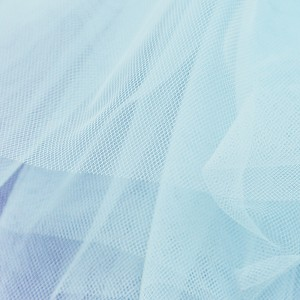 Soft Tulle – Cristallo Pale Blue