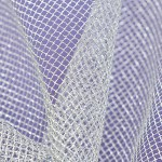 Soft Tulle - Metallic Silver