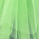 Stiff Net - Pistacchio Pale Green