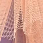 Stiff Net - Salmone Peach