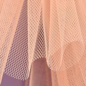 Stiff Net – Salmone Peach