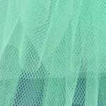 Stiff Net - Nilo Mint Green