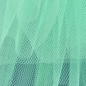 Stiff Net – Nilo Mint Green