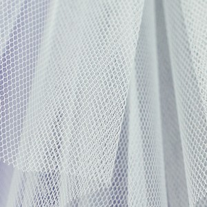 Stiff Net – Grigio Grey