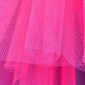 Stiff Net – Ciclamino Raspberry