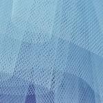 Stiff Net - Cielo-Pale Blue