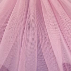 Dark Pink – Stiff Net