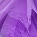Viola - Purple - Stiff Net