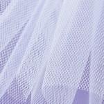 Extra Stiff Net - EL60 Bianco White